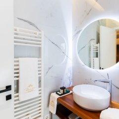 Отель La Suite Boutique Hotel Албания, Тирана - отзывы, цены и фото номеров - забронировать отель La Suite Boutique Hotel онлайн ванная