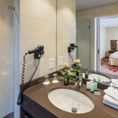 Отель Ascot Швейцария, Цюрих - 1 отзыв об отеле, цены и фото номеров - забронировать отель Ascot онлайн ванная фото 2