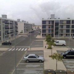 Отель Apartamentos Rosa парковка
