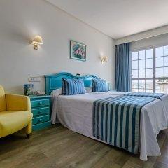 Hotel Villa de Laredo комната для гостей