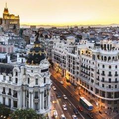 Отель Radisson Blu Hotel, Madrid Prado Испания, Мадрид - 3 отзыва об отеле, цены и фото номеров - забронировать отель Radisson Blu Hotel, Madrid Prado онлайн фото 4