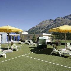Отель Europa -St. Moritz Швейцария, Санкт-Мориц - отзывы, цены и фото номеров - забронировать отель Europa -St. Moritz онлайн бассейн