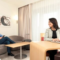 Отель Novotel Gent Centrum Бельгия, Гент - 3 отзыва об отеле, цены и фото номеров - забронировать отель Novotel Gent Centrum онлайн интерьер отеля