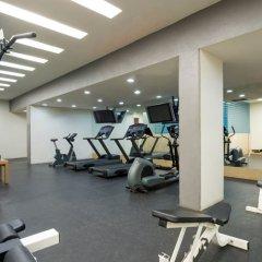 Отель Real Inn Perinorte Тлальнепантла-де-Бас фитнесс-зал фото 3