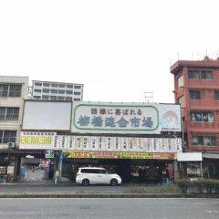 F.concept Hostel Фукуока парковка