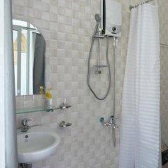 Отель LeuLeu Mountain View Villa & Camping Далат ванная