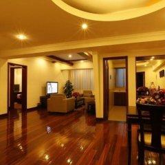 Отель Rayfont Hongqiao Hotel & Apartment Shanghai Китай, Шанхай - 1 отзыв об отеле, цены и фото номеров - забронировать отель Rayfont Hongqiao Hotel & Apartment Shanghai онлайн интерьер отеля фото 2