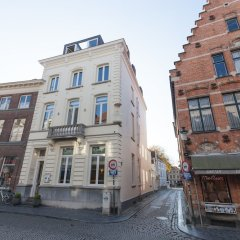 Отель Loreto Бельгия, Брюгге - отзывы, цены и фото номеров - забронировать отель Loreto онлайн