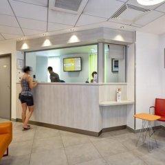 Отель Premiere Classe Lyon Centre - Gare Part Dieu интерьер отеля фото 3