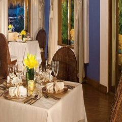 Отель Zoetry Agua Punta Cana All Inclusive питание