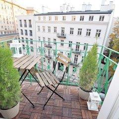 Отель Plac Konstytucji Apartament балкон
