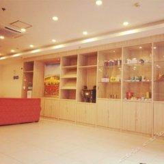 Отель Hanting Hotel (Xi'an Longshou North Road) Китай, Сиань - отзывы, цены и фото номеров - забронировать отель Hanting Hotel (Xi'an Longshou North Road) онлайн спа