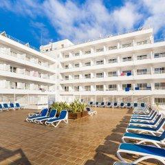Globales Santa Ponsa Park Hotel пляж фото 2