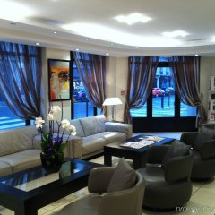 Hotel Park Lane Paris интерьер отеля