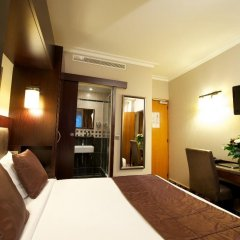 Отель Abbatial Saint Germain Франция, Париж - отзывы, цены и фото номеров - забронировать отель Abbatial Saint Germain онлайн комната для гостей фото 2