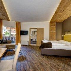 Отель Wiesenhof Горнолыжный курорт Ортлер комната для гостей фото 3