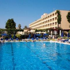 Отель Corfu Palace Hotel Греция, Корфу - 4 отзыва об отеле, цены и фото номеров - забронировать отель Corfu Palace Hotel онлайн бассейн фото 2