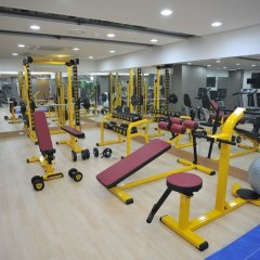 Hotel The Mark Haeundae фитнесс-зал фото 4