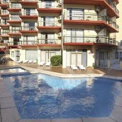 Отель Medina Azahara Торремолинос бассейн фото 3