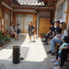 Отель Dowonjeong Healing House Южная Корея, Сеул - отзывы, цены и фото номеров - забронировать отель Dowonjeong Healing House онлайн фитнесс-зал