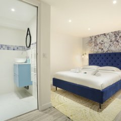 Отель Appartement St Honore Париж комната для гостей фото 5