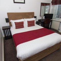 Отель Euston Square 3* Стандартный номер с различными типами кроватей фото 13