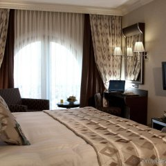 Eser Premium Hotel & SPA Турция, Бююкчекмедже - 2 отзыва об отеле, цены и фото номеров - забронировать отель Eser Premium Hotel & SPA онлайн комната для гостей фото 5