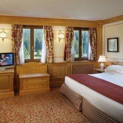 TH Madonna di Campiglio - Golf Hotel Пинцоло комната для гостей фото 3