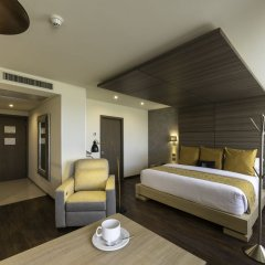 Отель Riazor Aeropuerto Мексика, Мехико - отзывы, цены и фото номеров - забронировать отель Riazor Aeropuerto онлайн комната для гостей фото 4