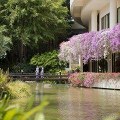 Отель Hilton Phuket Arcadia Resort and Spa Пхукет приотельная территория