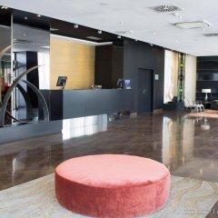 Отель AC Hotel Madrid Feria by Marriott Испания, Мадрид - 1 отзыв об отеле, цены и фото номеров - забронировать отель AC Hotel Madrid Feria by Marriott онлайн интерьер отеля фото 2