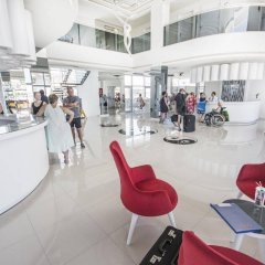 Отель Laguna Beach Alya Resort & SPA - All Inclusive Окурджалар фитнесс-зал