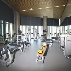 Отель Rixos Premium Дубай фитнесс-зал фото 2