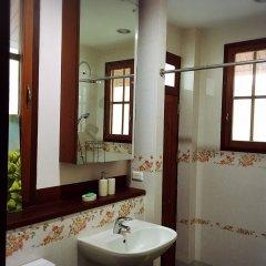 Отель Chan Guest Villa Бангкок ванная