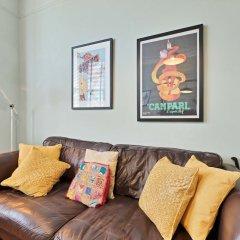 Апартаменты Sunny Regency Apartment Брайтон комната для гостей фото 2