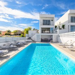 Отель Ayia Triada View Кипр, Протарас - отзывы, цены и фото номеров - забронировать отель Ayia Triada View онлайн бассейн