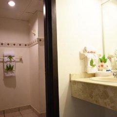 Отель Coral Costa Caribe - Все включено Доминикана, Хуан-Долио - 1 отзыв об отеле, цены и фото номеров - забронировать отель Coral Costa Caribe - Все включено онлайн ванная