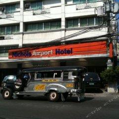 Отель Nichols Airport Hotel Филиппины, Паранак - отзывы, цены и фото номеров - забронировать отель Nichols Airport Hotel онлайн городской автобус