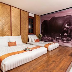 Отель Dang Derm Бангкок комната для гостей