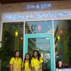 Отель SM Resort Phuket Пхукет банкомат