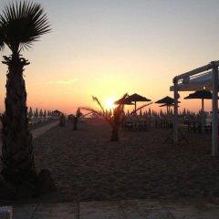 Hotel Migani Spiaggia пляж