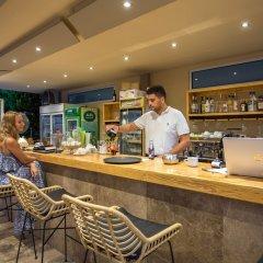 Potos Hotel гостиничный бар