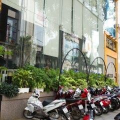 Hai Ba Trung Hotel and Spa парковка