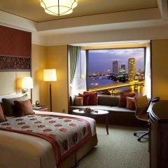 Отель Shangri-la Бангкок комната для гостей фото 4
