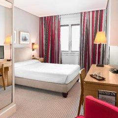 Hotel Ercilla 4* Стандартный номер с различными типами кроватей фото 3