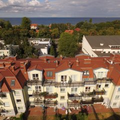 Отель Apartament Nadmorski Gdańsk пляж фото 2