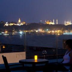 Nidya Hotel Galataport Турция, Стамбул - 9 отзывов об отеле, цены и фото номеров - забронировать отель Nidya Hotel Galataport онлайн балкон