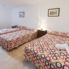 Отель Malva Испания, Олива - отзывы, цены и фото номеров - забронировать отель Malva онлайн комната для гостей фото 3