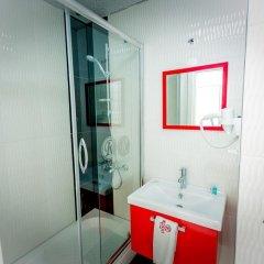 Rosso Hotel Турция, Измит - отзывы, цены и фото номеров - забронировать отель Rosso Hotel онлайн ванная фото 2
