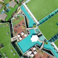 Отель Crest Resort & Pool Villas спортивное сооружение
